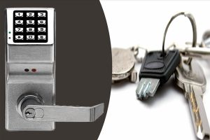 Commercial Lock Services Heavy duty industrial lock installation, repair & replacement. Lever handle locks. Panic devices. Magnetic door locks. Access Control.